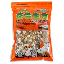 1423003100 (E)PANTOP邦比寵物鼠綜合主食1000g