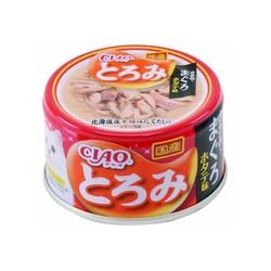 4901133061752CIAO多樂米濃湯罐(雞肉+鮪魚+扇貝)80g