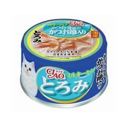 4901133062384CIAO多樂米特濃湯罐(鮪魚+雞肉+柴魚片)80g