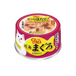 4901133865947CIAO 近海罐(鰹+干貝) (80g*24罐/箱)