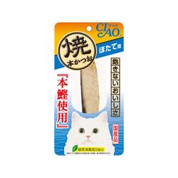 4901133636219CIAO本鰹燒魚柳條(干貝味) 30g