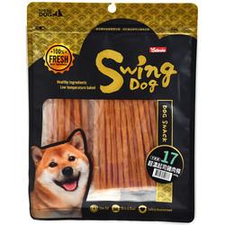 4712257320737(E)OB卡賀家犬零食-超濃起司雞肉條160g