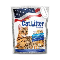 2302611110245(E)卡爾天然原礦多功能貓砂7kg(微香)