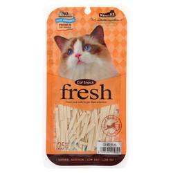 紐崔克貓零食-鱈魚絲25g. 4908524172745