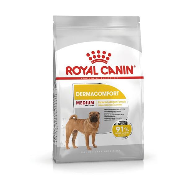 【法國皇家 ROYAL CANIN】好膚中型成犬DMM  (3KG/10KG)
