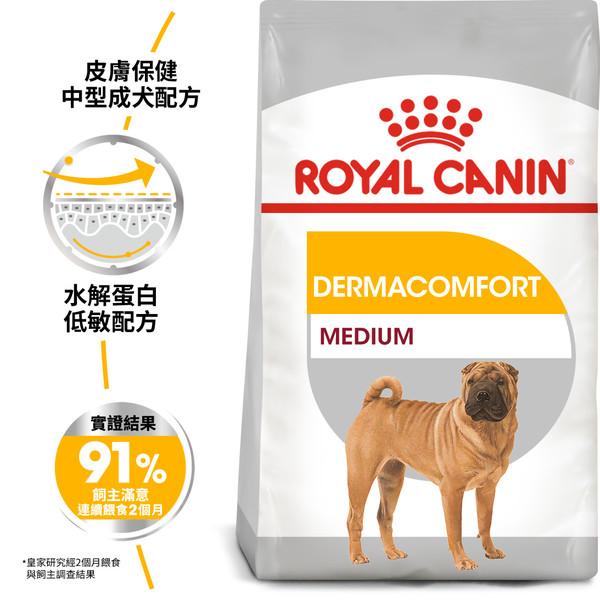 3182550773829皇家(犬)好膚中型成犬DMM  3KG