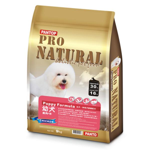 1423002000(E)PANTOP邦比幼犬(雞+米)9kg