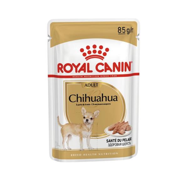 【法國皇家 ROYAL CANIN】吉娃娃犬專用濕糧CHW 85G