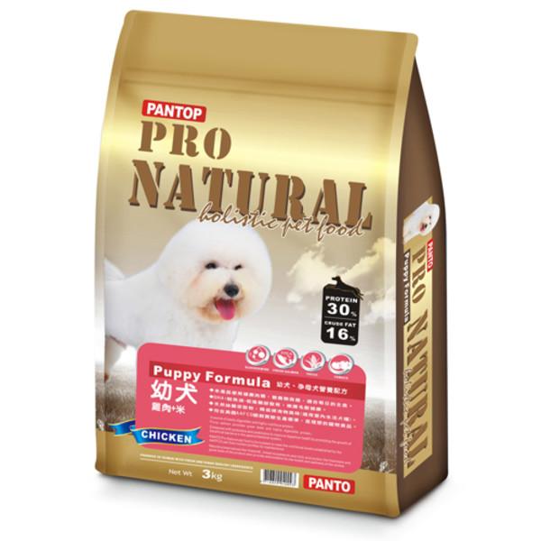 1423001900(E)PANTOP邦比幼犬(雞+米)3kg