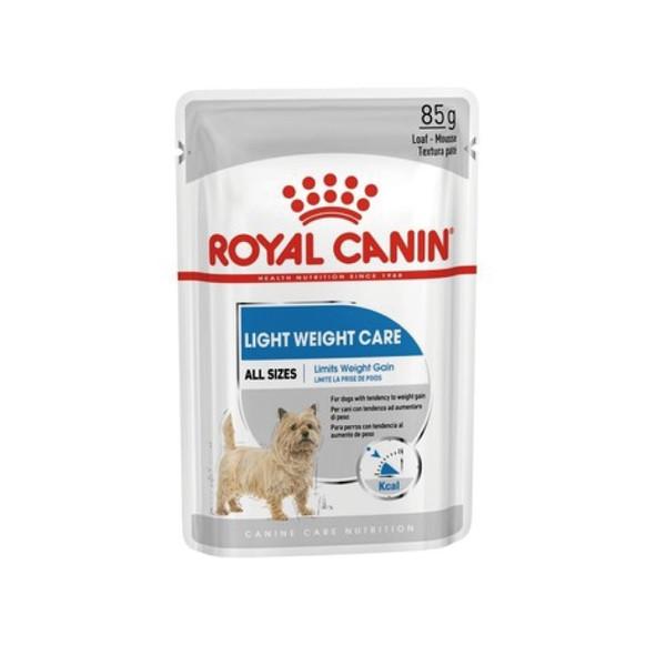 【法國皇家 ROYAL CANIN】體重控制犬濕糧LWW  85G