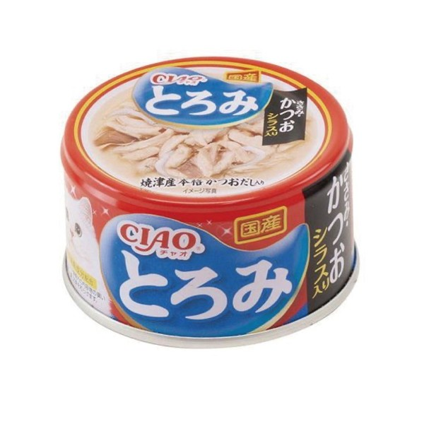 4901133061790CIAO多樂米濃湯罐(雞肉+鰹魚+刎仔魚)80g