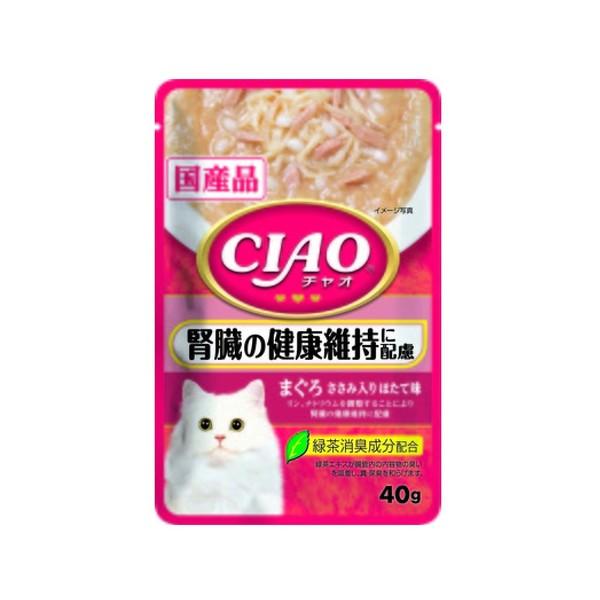 4901133614231CIAO巧餐包鮪魚腎臟健康40g