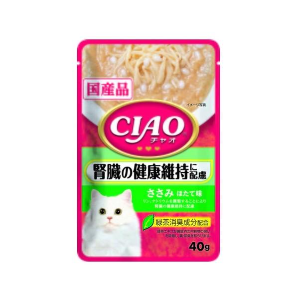 4901133614248CIAO巧餐包雞肉腎臟健康40g