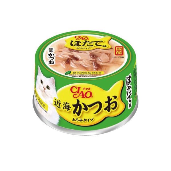 4901133865923CIAO 近海罐(干貝) (80g*24罐/箱)