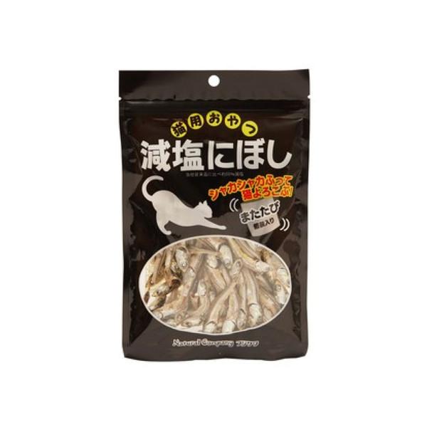 【藤沢 フジサワ】木天蓼減鹽沙丁魚40g