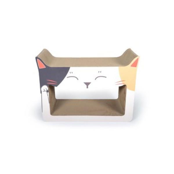 ROCKCAT環保貓抓板招財貓 4712918574165