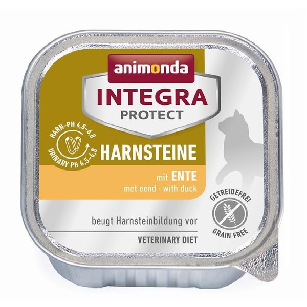IntegraProtect(貓)結石處方罐鴨肉100g 4017721866279