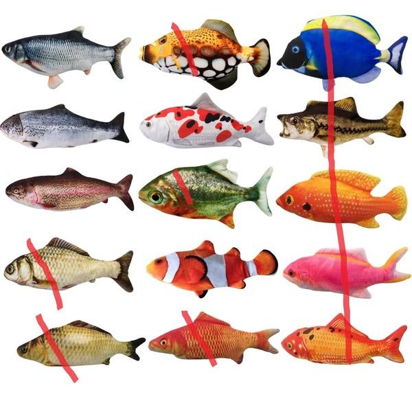 貓咪跳跳魚玩具 4715517234010