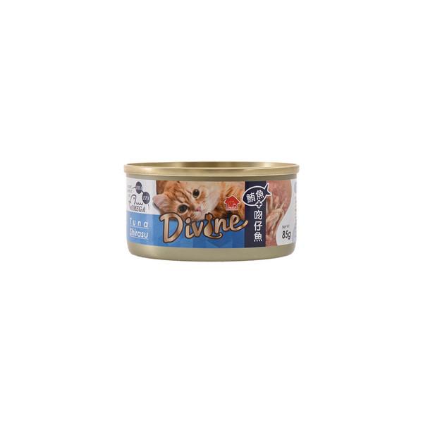 4712257323745(E)沛奇-海味饗宴貓餐罐3號-鮪魚+吻仔魚85g