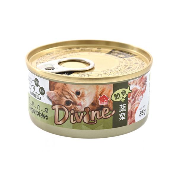 4712257323752(E)沛奇-海味饗宴貓餐罐4號-鮪魚+蔬菜85g