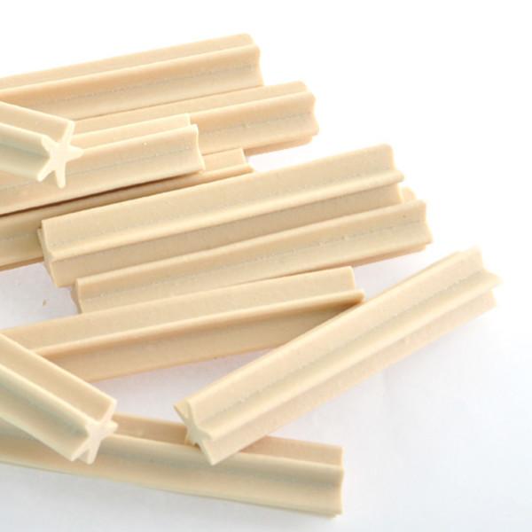 4716609943216(E)優沛特潔牙骨-牛奶風味8cm1000g/NO.6