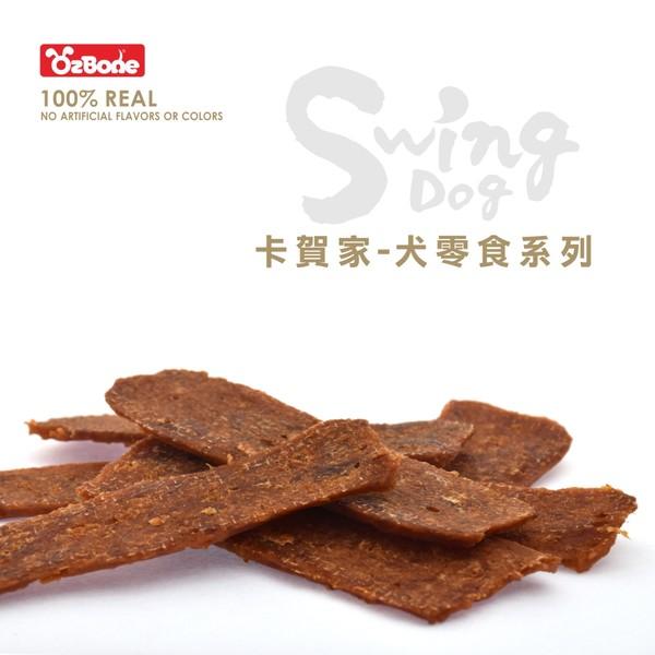 4712257320669(E)OB卡賀家犬零食-香烤鮭魚雞胸片160g