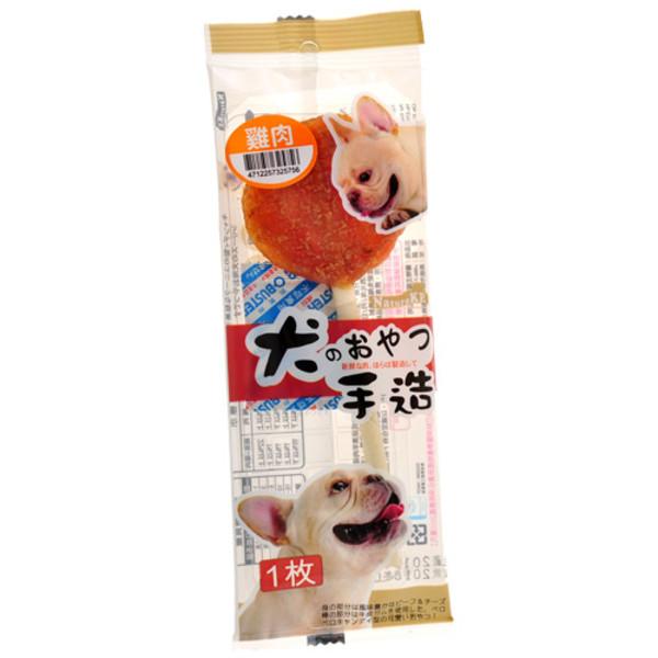 4712257325756(E)紐崔克-棒棒糖犬點心-雞肉/單支