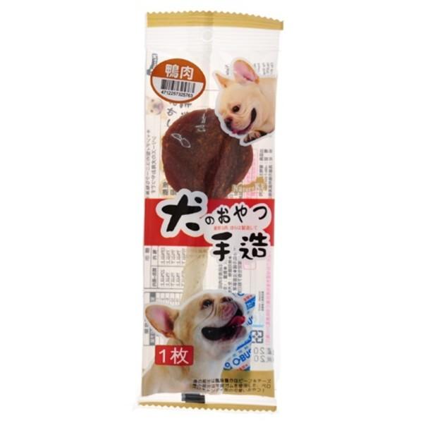 4712257325763(E)紐崔克-棒棒糖犬點心-鴨肉/單支