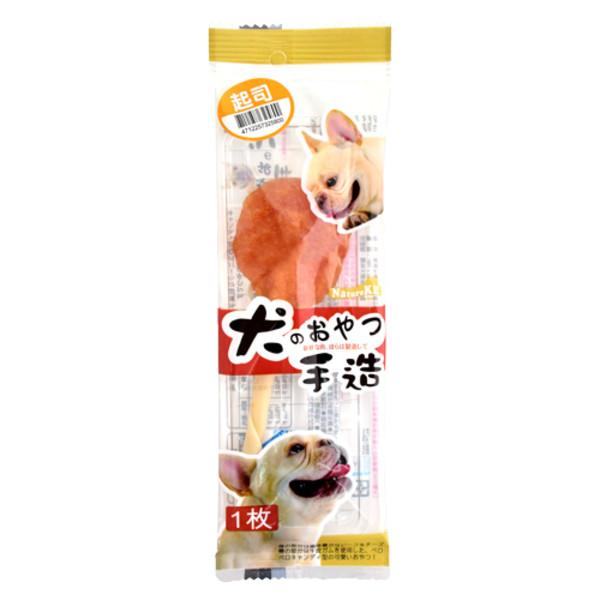 【NatureKE紐崔克】棒棒糖犬點心起司(10入組)