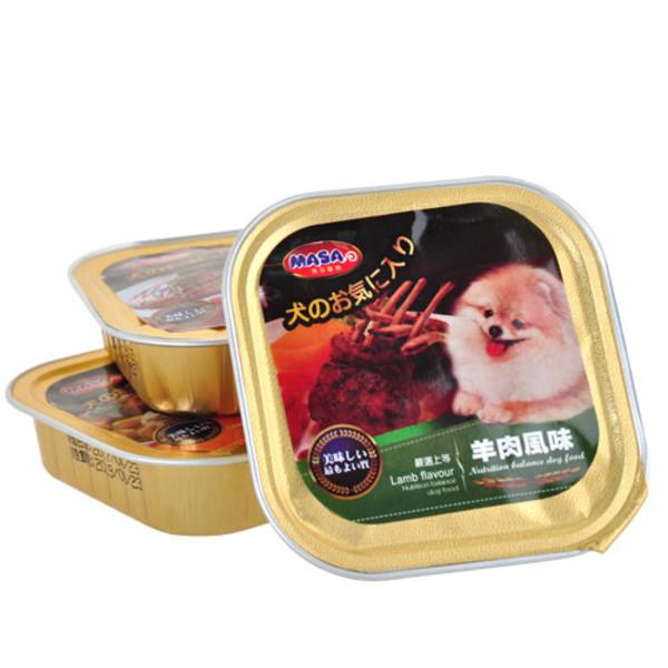 4716609943803(E)瑪莎犬用餐盒-羊肉風味100g/A012-1B