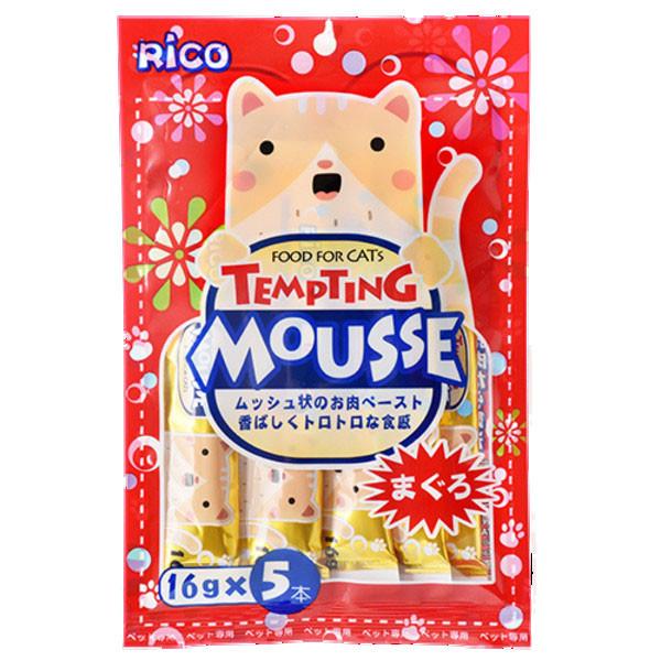 【RICO 芮可紅】懷石貓肉泥 16g*5入  共6種口味