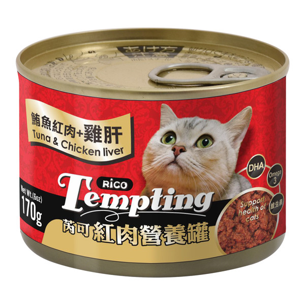 4713616703673(E)芮可紅肉營養罐-鮪魚紅肉+雞肝170g