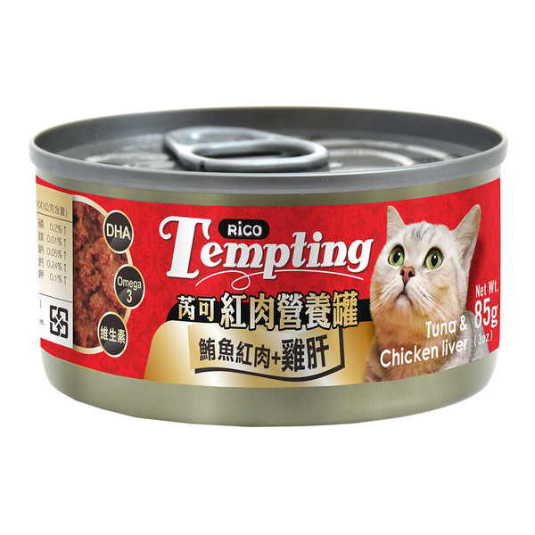 4713616703925(E)芮可紅肉營養罐-鮪魚紅肉+雞肝85g