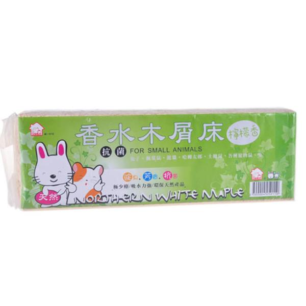 【PeiCi 沛奇】小動物天然木屑床1kg(檸檬/薰衣草/蘋果)