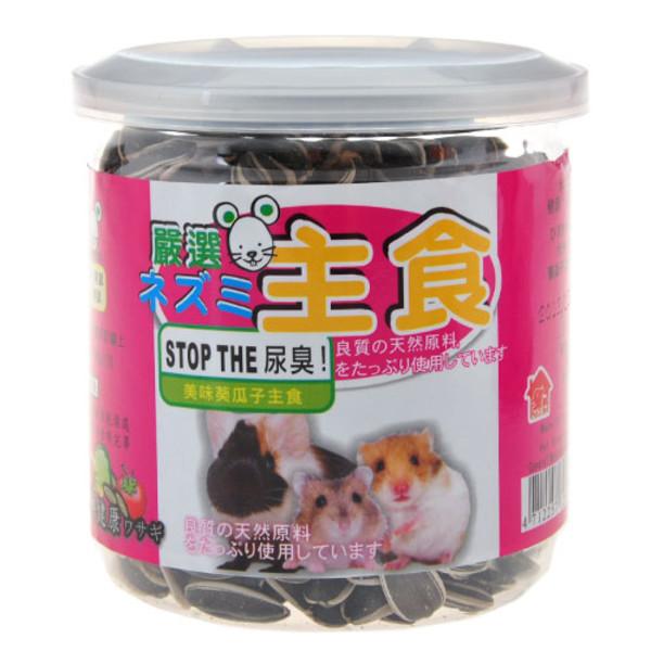 【PeiCi 沛奇】小動物葵瓜子(大)180g/(小)200g