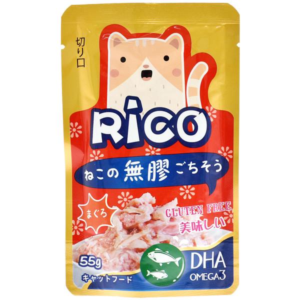 4713616703499(E)RICO無膠鮮餐包-全鮪魚85g