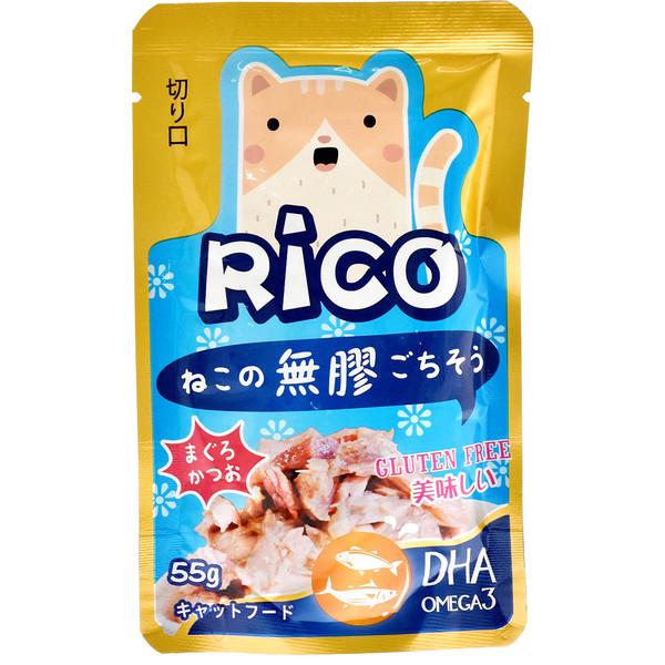 4713616703505(E)RICO無膠鮮餐包-鮪魚鰹魚85g