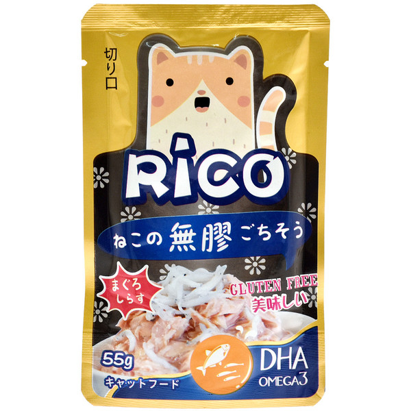 4713616703512(E)RICO無膠鮮餐包-鮪魚吻仔魚85g