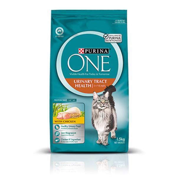 【普瑞納Purina】ONECAT頂級成貓泌尿保健1.5kg