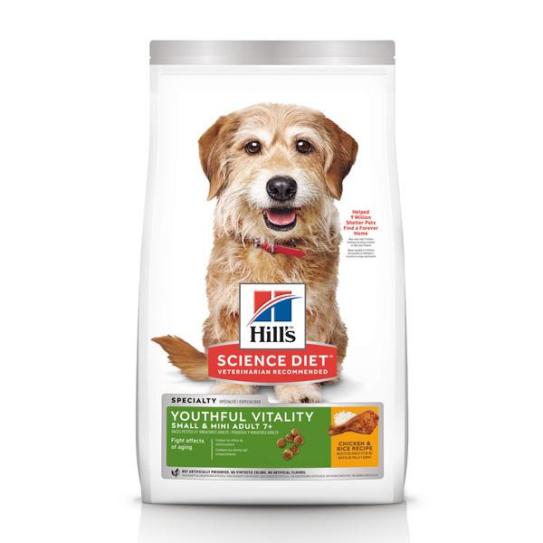052742005355希爾思(犬)活力長壽 7歲以上(小)2kg