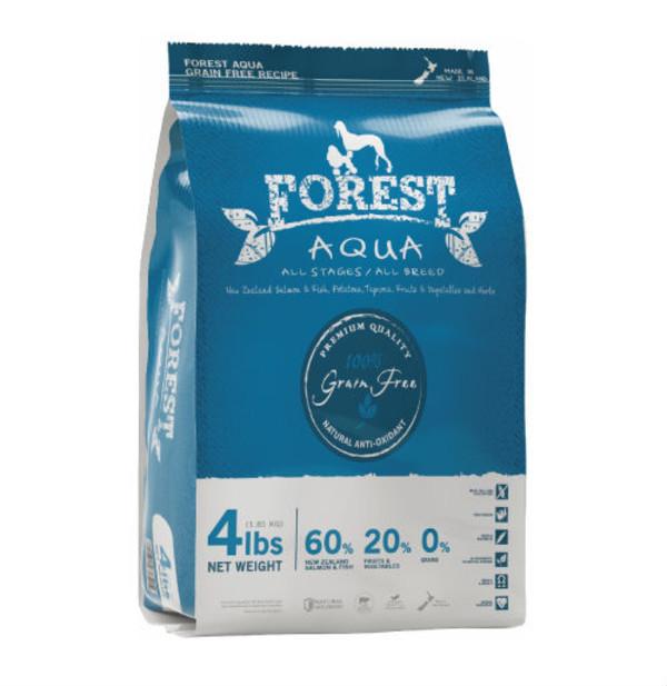【FOREST森鮮】無穀天然糧配方 全犬魚肉配方(60g/450g/4lb/15lb/33lb)