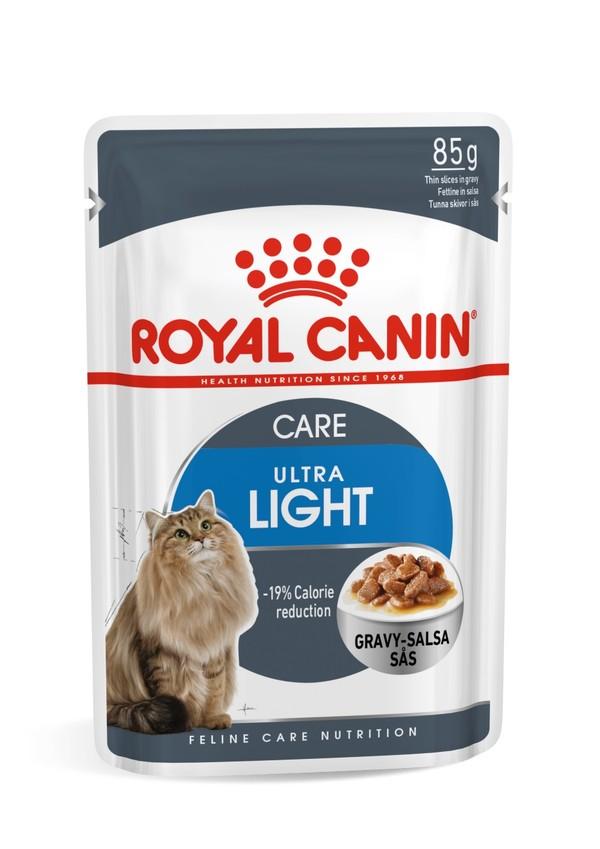 【法國皇家 ROYAL CANIN】皇家體重控制貓專用濕糧L40W 85G