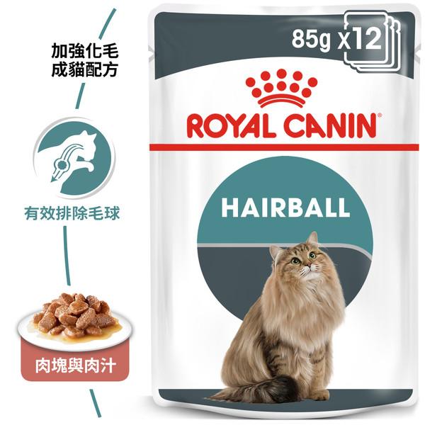 9003579000410皇家(貓)皇家化毛貓專用濕糧IH34W 85G