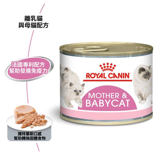 9003579311660皇家(貓)皇家離乳貓專用濕糧BC34W 195G