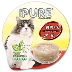 4717347000759PURE(貓)巧鮮杯雞肉+米80g-杯(24/箱)