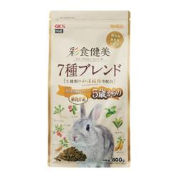 4972547036155GEX彩食健美5歲以上老兔配方