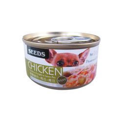 CHICKEN愛狗(雞+南瓜+青豆)70g-罐(24/箱) 4719865826415