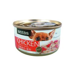 CHICKEN愛狗(雞肉+番茄)70g-罐(24/箱) 4719865826422