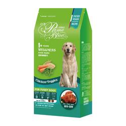 藍帶廚坊(犬)健康挑嘴狗雞肉蔬果1.5kg 4712013806765