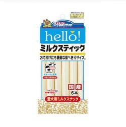 4976555820096DM犬用Hello乳香牛奶條6入